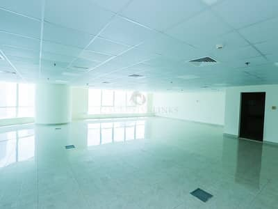 Office for Rent in Jumeirah Lake Towers (JLT), Dubai - Large Fitted Office | Near Metro Station