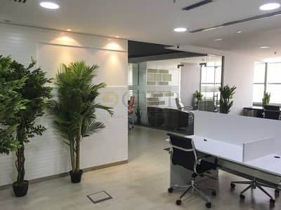 Fully Fitted Turnkey Office for Rent Mazaya AA1 JLT