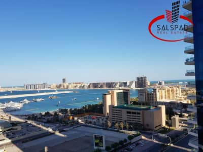Furnished 1 br in Princess Tower with Sea view