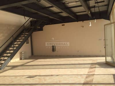 Showroom for Rent in China Mall, Ajman - 3 Brand New Showrooms  Available For Rent Opposite  China Mall With mezzanine floor
