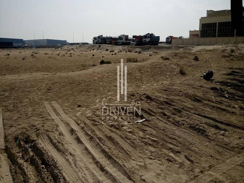 Huge Commercial Plot For Sale in Ajman 3
