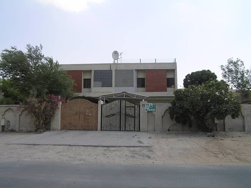 4 B/R DOUBLE STOREY VILLA IN SAMNAN AREA,OPP QASIMIA HOSPITAL