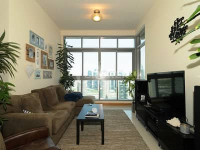 Unobstructed Full Marina View Apartment.