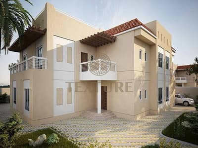 Beautiful and spacious 6 BR Villa - Golf facing