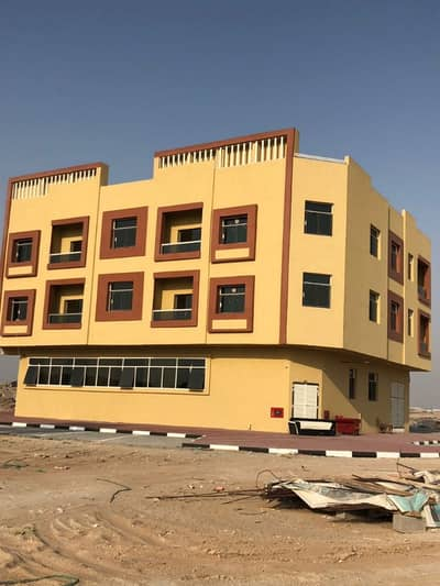 11 Bedroom Building for Rent in China Mall, Ajman - BRAND NEW LUXURY BUILDING FOR HOTEL STAFF bachelors
