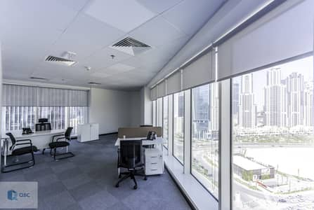 Office for Rent in Business Bay, Dubai - Office with Ejari|DED approved| 12 Cheques.