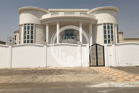 8 Bedroom Villa for Rent in Baniyas, Abu Dhabi - Brand New 8 BR Villa Located in Baniyas