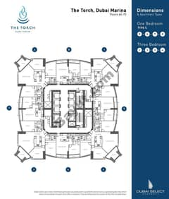 Floorplan 66th to 73rd