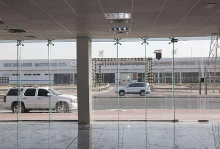 Showroom for Rent in Al Jurf, Ajman - 5000 sqft. Brand New Showroom For Rent in Al Jurf Area Ajman