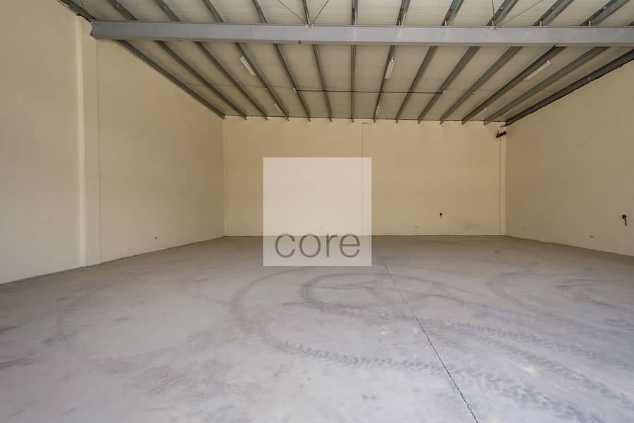 2 Fitted warehouse available Mussafah Area