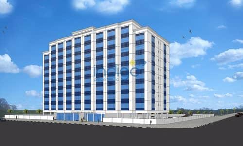 ارض تجارية  للبيع في المدينة العالمية، دبي - G+10 Commercial Building plot for sale