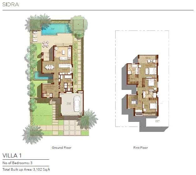 10 Secondary market   3 bedrooms   Sidra 2