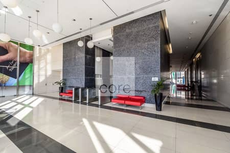 Office for Rent in Downtown Jebel Ali, Dubai - Fitted office available in The Galleries