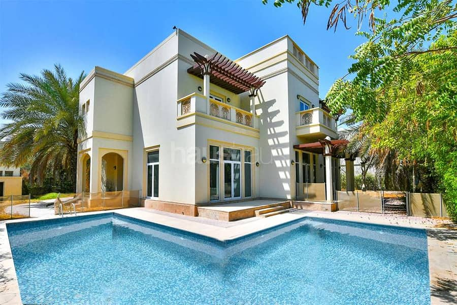 | Emirates Hills | Sector H | 8