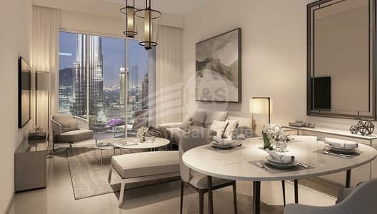 2 Bedroom Flat for Sale in Downtown Dubai, Dubai - 100% DLD Waiver and 3 Years Handover!!!!
