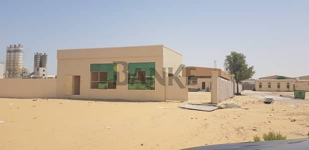 Warehouse for Rent in Emirates Modern Industrial Area, Umm Al Quwain - 3 Phase electricity