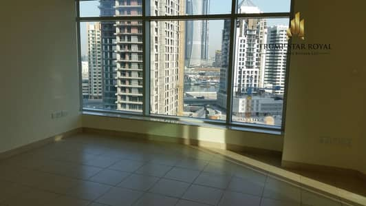 1 Bedroom Flat for Sale in Downtown Dubai, Dubai - Vacant 1Br in Burj Views Tower