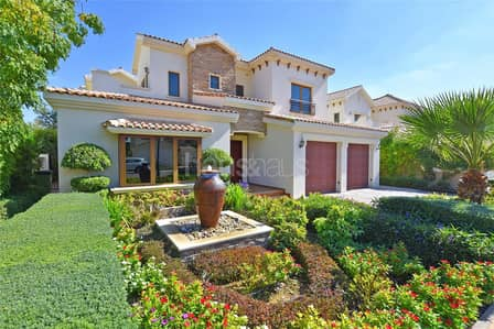 4 Bedroom Villa for Rent in Jumeirah Golf Estate, Dubai - Brand New || Almeria || Vastu compliant