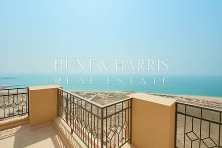 Lovely Sea View - Vacant - Al Hamra Village