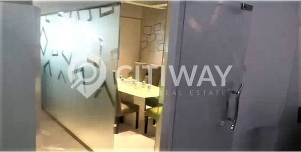 Fitted office of 1950 sqft in one of Dubai's free zones