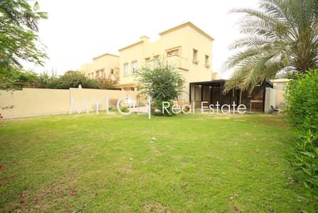 2 Bedroom Villa for Rent in The Springs, Dubai - 2 Bed Type 4E Huge Corner Plot I Vacant