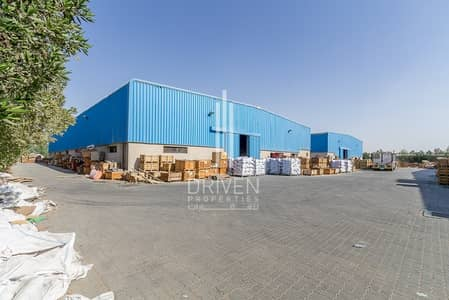 Warehouse for Rent in Dubai Industrial Park, Dubai - Large Warehouse l Al Quoz Industrial Area
