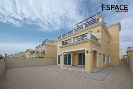 4 Bedroom Villa for Rent in Jumeirah Park, Dubai - Brand New - Available - Immaculate