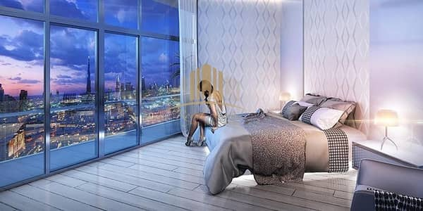 1 Bedroom Flat for Sale in Bur Dubai, Dubai - Modern 1 BR   Impressive Interior Design