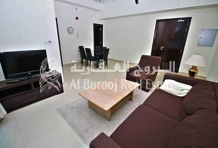 1 Bedroom Flat for Sale in Dubai Marina, Dubai - Spacious 1BR Apt | Furnished in Dubai Marina | Free Chiller