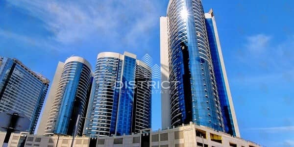 2 Bedroom Apartment for Rent in Al Reem Island, Abu Dhabi - Vacant - Spacious 2BR Flat in Hydra  Avenue