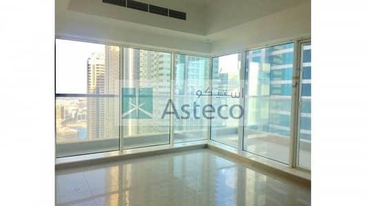 3 Bedroom Flat for Rent in Dubai Marina, Dubai - Spacious 3 Bedroom + Family Hall + Maid's with Marina/Sea View