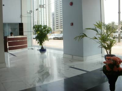 1 Bedroom Apartment for Rent in Tourist Club Area (TCA), Abu Dhabi - Lobby
