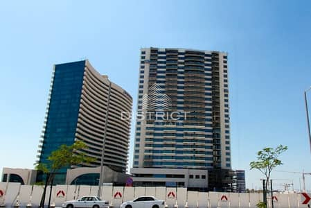 1 Bedroom Apartment for Rent in Al Reem Island, Abu Dhabi - Amazing Offer 1BR Apartment in Wave Tower