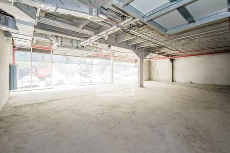 Shop for Rent in Al Quoz, Dubai - Vacant  shell and core retail in Rawabeh