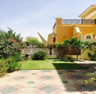 5 Bedroom Villa for Rent in The Villa, Dubai - 5 Bed+Maid Villa - Courtyard RN Cluster - The Villa
