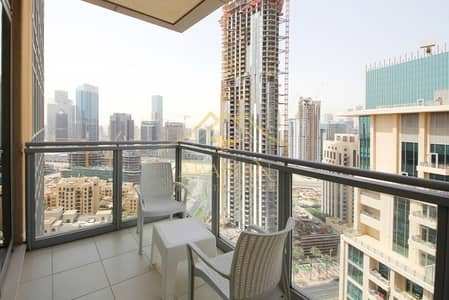 1 Bedroom Flat for Rent in Downtown Dubai, Dubai - Amazing Burj Khalifa View Exclusive Furnished 1 Bed