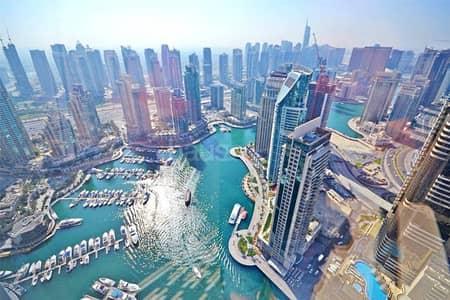 Full Marina views | Vacant | Spacious |