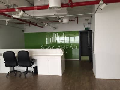 Fitted Office for Rent in Mazaya Business Avenue BB2