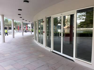 Shop for Rent in Jumeirah Lake Towers (JLT), Dubai - Fitted retail   Cluster C   On the lake level