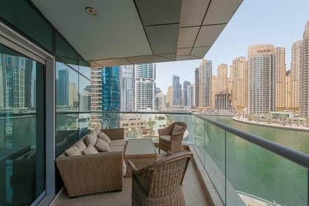 3 Bedroom Apartment for Sale in Dubai Marina, Dubai - Full marina view | Vacant | Amazing quality