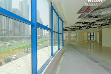 Office for Rent in Sheikh Zayed Road, Dubai - Fitted Office in DXB Tower | Multiple cheque