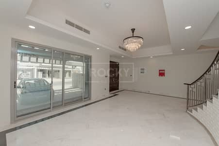 4 Bedroom Villa for Rent in Al Furjan, Dubai - Multiple cheques Plus Storage and Maids room in Al Furjan