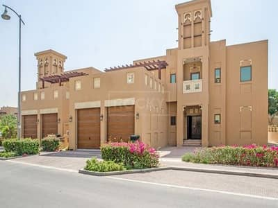 3 Bedroom Villa for Rent in Al Furjan, Dubai - Independent Villa | 3 Beds | Maids room