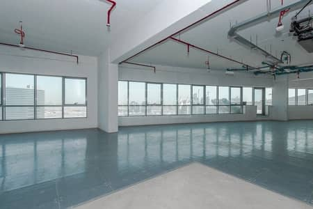 Office for Rent in Barsha Heights (Tecom), Dubai - Higher Floor Office Space in Barsha Heights