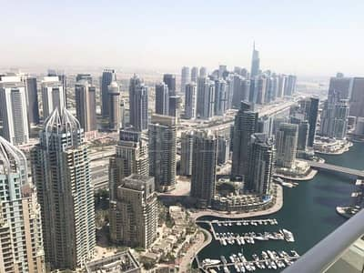 5 Bedroom Penthouse for Rent in Dubai Marina, Dubai - Stunning View | 5BR +M Penthouse | Dubai Marina