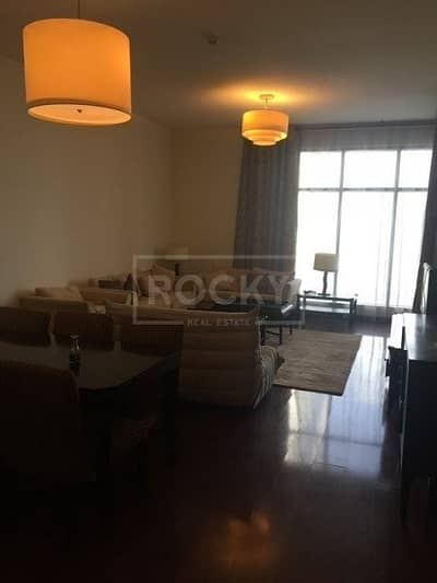 2 Bedroom Apartment for Rent in Jumeirah Lake Towers (JLT), Dubai - 2 Bedroom with Full Lake View in Green Lakes