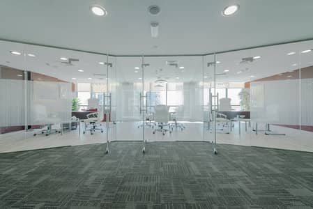 Office for Sale in Dubai Silicon Oasis, Dubai - Fitted-Furnished | Office | Apricot | DSO