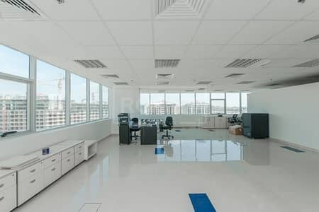 Office for Sale in Dubai Silicon Oasis, Dubai - Spacious Fully Fitted Office in Silicon Oasis