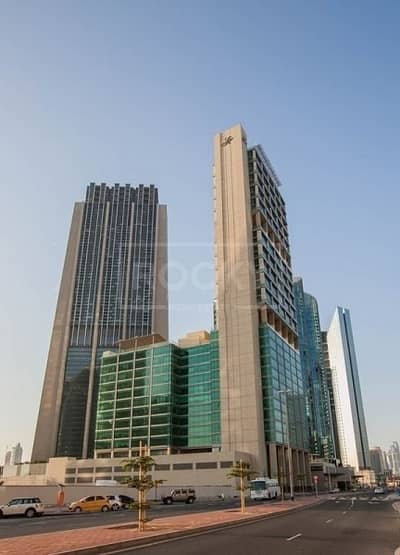 Office for Rent in DIFC, Dubai - Fitted Office   Burj Khalifa View   Index Tower