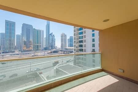3 Bedroom Apartment for Rent in Dubai Marina, Dubai - Semi Furnished 3 Bed Apartment in Marina Mansions